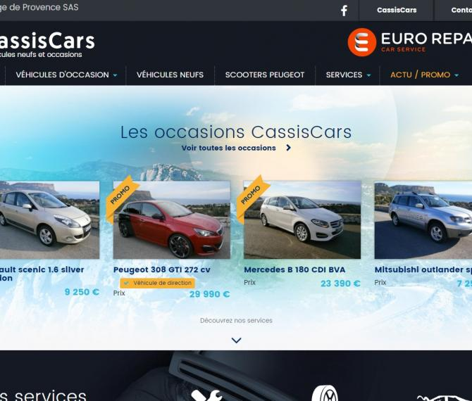Cassis Cars