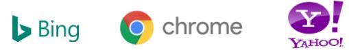 Moteurs de recherche référencement 3SC Google Bing Yahoo