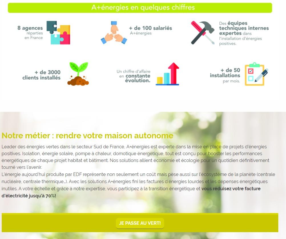 Bien Presenter Sa Societe Sur Son Site Internet Blog