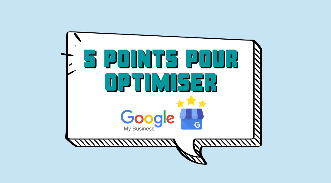Optimiser page GMB - Google My Business - 3sc Global Services